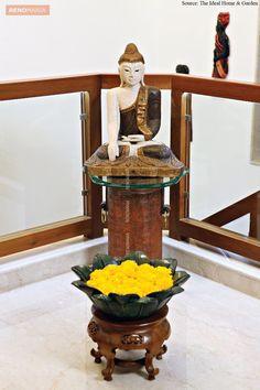 Buddha Decor, Puja Room, Bed Room, Room Ideas, Blog, Home, Dormitory, Bedroom, Ad Home