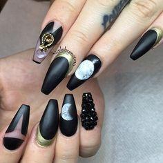 Coffin nails @KorTeN StEiN☻