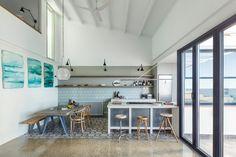 Une maison aux couleurs de la Méditerranée