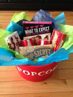 Couples prize- date night basket.