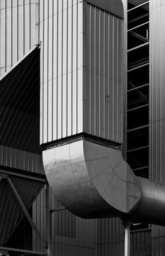 Industrial Shapes. Photo: Loic Guston