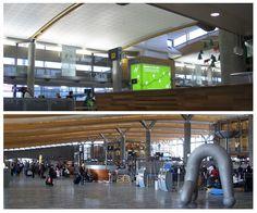 ottawa Airport interrior images | oslo airport norway interior design and architecture