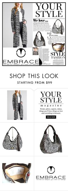 """EMBRACE.5"" by samirhabul ❤ liked on Polyvore featuring Pussycat, Zara and embrace"