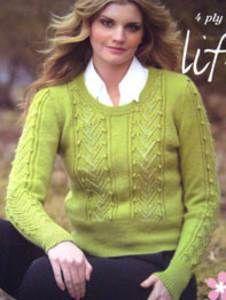 Sweater Stylecraft 8300
