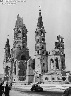 The Kaiser Wilhelm Memorial Church (1953)