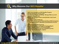 Join our #SEOReseller program partnership to your clients #Business http://www.seoresellerprogram.in/