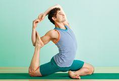 Yoga Pose Building I Love