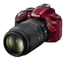 Nikon D3200... Want this SOOO bad. Love the wireless upload and sync feature.