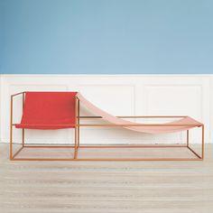 Seat red + pink - MULLER VAN SEVEREN