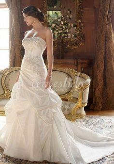 hermoso vestido de novia