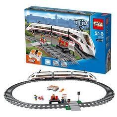 Lego Скоростной пассажирский поезд (60051)