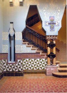 Casa Coll i Regas  (Barcelona 1900)