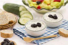 Tzatziki  salsa di yogurt greca