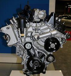 Ford EcoBoost 2.7 V-6, for 2015 Ford F-150
