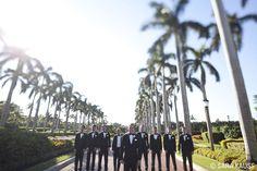 Love this groomsmen shot!