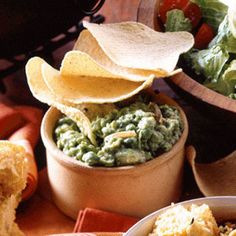 Avocado and Pea Guacamole - Good Housekeeping