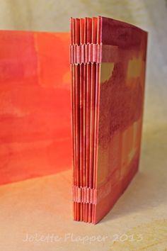 origedoe: Geweven binding