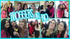 VLOG + RECEBIDOS BLOGGERS IN RIO 1 - CURTO FEMINICES / POR RACHEL DOMINGOS