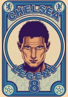 just tribute to one of my favorite football player, frank lampard. He has just became chelsea FC all time top goalscorer and won UEFA League cup trophy. Premier League Goals, Light My Fire, Chelsea Fc, Football Players, Seasons, Baseball Cards, Retro, Sports, Sport