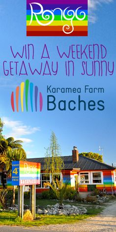 #Win a Weekend Getaway in Sunny #Karamea! #competition #vacation