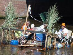 Botenparade komt naar Laarbeek