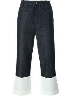 ショッピング Loewe クロップドジーンズ.