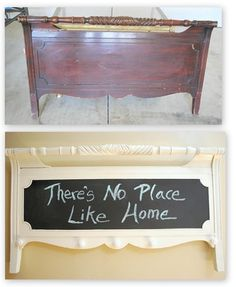 Looking for the perfect architectural salvage piece to make my own chalk board!