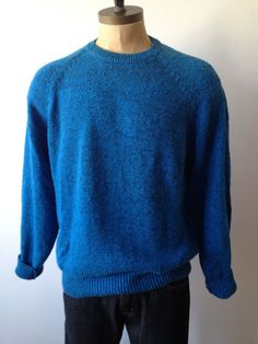 Vintage MENS Stoneham Sportswear ramie and cotton by pandaJpanda, $28.00
