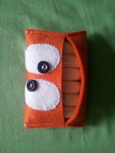 kleines monster ;) Sunglasses Case, Little Monsters, Love, Craft
