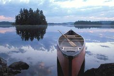 Boundary Waters, Many summer spent up there.