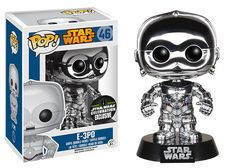 ToyzMag.com » Star Wars Celebration : les exclu Funko Pop !