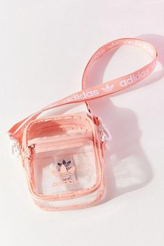 adidas Originals Clear Festival Crossbody Bag - Source by nenatachan Mini Things, Cool Things To Buy, Stuff To Buy, Telefon Apple, Adidas Originals, Cute Crossbody Bags, Accessoires Iphone, Accesorios Casual, Airpod Case