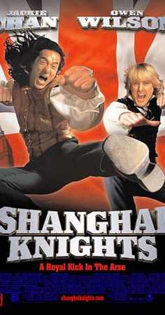 Directed by David Dobkin.  With Jackie Chan, Owen Wilson, Fann Wong, Aaron Taylor-Johnson. When a Chinese rebel murders Chon's estranged father and escapes to England, Chon and Roy make their way to London with revenge on their minds.