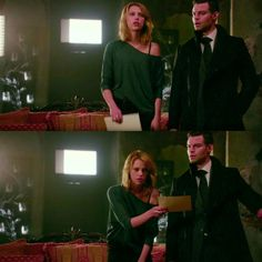 The Originals, elijah mikaelson, and freya mikaelson image