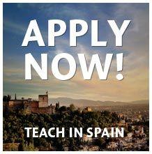 Apply Now - Teach in Spain