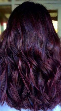 burgundy hair ideas in spring and summer of trendy hairstyles and colors ., burgundy hair ideas in spring and summer of trendy hairstyles and colors . Trendfrisuren Baby trend, akkurater Mittelscheitel oder The french language Slice Cease to . Hair Color Ideas For Brunettes Balayage, Hair Color Highlights, Hair Color Balayage, Burgundy Balayage, Burgundy Highlights, Peekaboo Highlights, Dark Balayage, Balayage Highlights, Haircolor