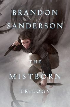 """""""The Mistborn"""" trilogy by Brandon Sanderson is a recent favorite of mine. I was first introduced to Sanderson when he was chosen to finish the WoT series. """"The Mistborn"""" series has the most interesting and unique form of magic I have seen in a long time. It is based on the consumption and """"burning"""" of metals and alloys. It is a good break from the traditional wave-your-hand-and-speak-words forms of magic common in fantasy novels. It also contains a number of new and unique types of creatures."""