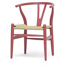 wishbone chairs (several colors) at overstock