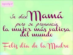 Frases para desear un Feliz Dia de la Madre