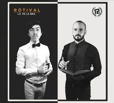 Cresta Metálica Producciones » RÓTIVAL lanza su disco La Palabra en medio de una entrevista por Youtube!!!