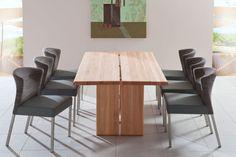 Galeo Massivholztisch Kernbuche geölt 150 x 100 cm