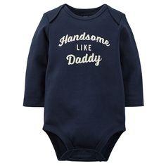 Handsome Bodysuit | Carters.com