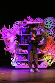 Image result for the little mermaid stage scenic design