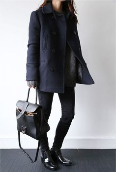 Beautiful outfit and I love all of the individual elements. This is my perfect outfit #2. (And that is a gorgeous coat!)