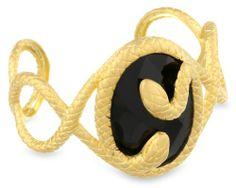 Serpent Cuff Bracelet - Fashion Jewelry