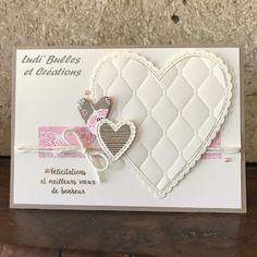 À faire soi-même Carte de vœux Craft Kit 5 Plain cartes enveloppes et embellissements mariage