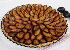 Slivkové koláče: S makom, posýpkou, so smotanou aj tvarohom Apple Pie, Beans, Food And Drink, Low Carb, Vegetables, Fruit, Ethnic Recipes, Desserts, Tarts