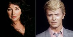 """Kate Bush remembers David Bowie: """"Who else has left a mark like his?"""" 
