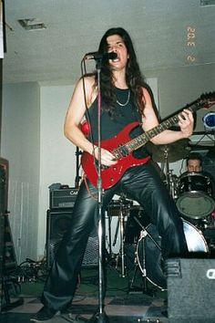 CAROLINE BLUE NEWS Pic-2/3/2002 *Wayne W. Johnson*