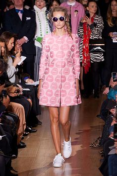 The Best Looks from London Fashion Week Spring 2014 - Giles